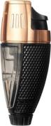 Colibri Lighter Model Talon Rose Gold Clear Laser Ignition
