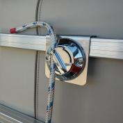 Fender Clip for Pontoon Boats (2ea), Heavy Duty