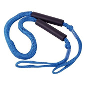 Boater Sports 52511 Blue Stretch 4 to 1.5m Boat Dock Line