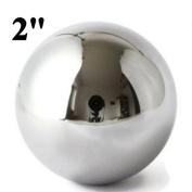Chrome Steel Ball Bearing 5.1cm for Paracord Monkey Fist