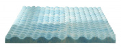 Sleep Innovations 6.4cm Gel Memory Foam Mattress Topper - Twin XL
