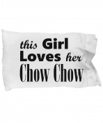 Chow Chow - Pillow Case