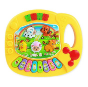 Morecome Baby Kids Musical Educational Piano Developmental Music Toy