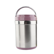 Ospard Vacuum Insulation Stainless Steel Lunch Box