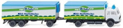 Wiking 094104 MB Refrigerated Truck Mr Softy by Wiking