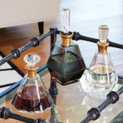 Cone Decanter-Gold