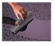 CRL Cleret Squeegee - Black with Chrome Cap