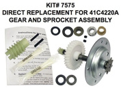 Chamberlain Liftmaster 41c4220a Gear and Sprocket Assembly, 100% OEM Factory Direct by Chamberlain