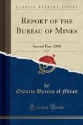 Report of the Bureau of Mines, Vol. 7