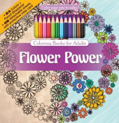 Color Your Way to Calm Flower Power