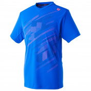 Wilson M SU Blur Men's Tennis clothing V-Neck Plaid Multi-Coloured
