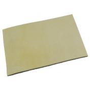Deerskin Leather Slide Sole #4 Cream Each