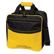 KR Kolors Single Tote Yellow Bowling Bag