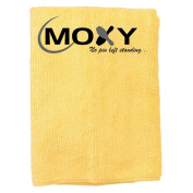 Moxy Micro Fibre Towel by Bowlerstore- Yellow