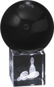 Chass 885-037 Bowling Ball and Pins Paperweight