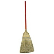 RubbermaidProducts Broom Warehouse Blue 30cm , Sold as 1 Each