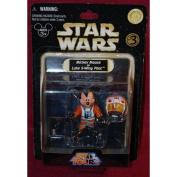 Disney Mickey Mouse Luke X-wing Pilot Figurine Toy