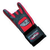 Pro Wrist Glove with support- Right Hand Red