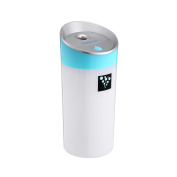 Hunzed Car Family Anion Humidifier Air Purifier Freshener With USB Interface