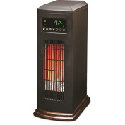 All-season Large Room Infrared Tower Heater with Remote