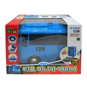 The Little Bus Tayo Mini Car Carrier Storage Toy by ICONIX