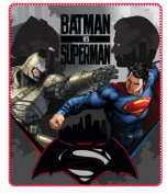 "Batman Vs Superman Fleece Blanket Polar Fleece ""New 2016 Design"" 120 x 140cm"