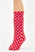 CastCoverz! Fashion and Designer Leg Cast Cover Keeps Short and Long Casts and Braces Clean, Stops Snagging and Scratching. Made in USA - in Going Dotty - Small Short