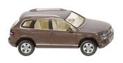 VW Touareg metallic brown 1:87 Wiking by Wiking