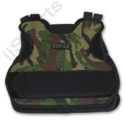 Isport UX8005A-WD Gxg Chest Protector Woodland Camo