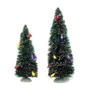 Department 56 Snow Village 4038815 Christmas Light Sisal Set of 2 2014
