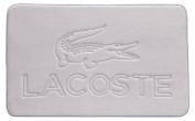 Lacoste Memory Foam Logo Rug, Microchip