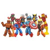 Marvel Minimates Best of Mini-Figures Set
