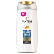 Pantene 2-in-1 Classic Clean Shampoo and Conditioner 700 ml