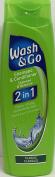Wash & Go 2in1 Shampoo & Conditioner Classic 200ml