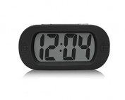 Dabbie Anti-drop Simple silicone mute alarm Creative snooze alarm clock fashion electronic clock