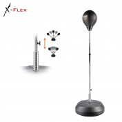 MaxxMMA Speed-Adjustable Freestanding Reflex Bag Kit