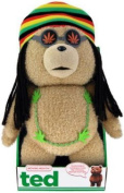 Ted Talking Plush Figure Rasta Outfit 40 cm * Pupil's Book