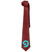 YOYO Hearthstone Logo Men's Elegant Tie Necktie