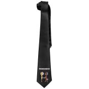 YOYO Radiohead Men's Fashion Tie Necktie