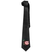 YOYO Pig Christmas Men's Classic Tie