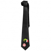 YOYO The Grinch Stole Christmas Men's Elegant Tie