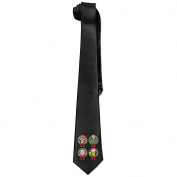 YOYO Super Christmas Men's Classic Tie Necktie
