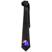 YOYO Ghost Christmas Men's Fashion Tie