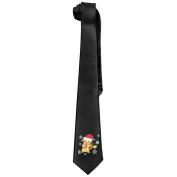 YOYO Christmas Men's Classic Tie Necktie