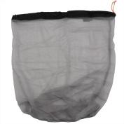 Ultra Light Mesh Stuff Sack Storage Bag Travel Camping Hiking Drawstring Bag - XX- Large