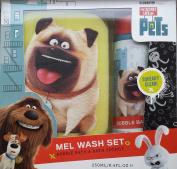 The Secret Life of Pets - Mel wash set