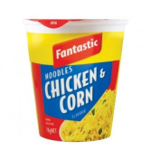 Fantas Cup Noodles Chicken Corn 70g