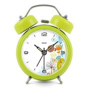 Fashion creative alarm clock/PersonalityLEDAlarm clock/Mute luminous clock-F