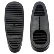 FirstE Ribbed Stealth Slip on Rubber Combat Buttpad Butt Pad One Piece