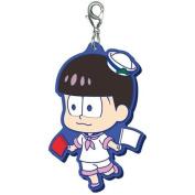 Most lottery Osomatsu san's summer! It's sea! Vacation's removal! J Award Hatamatsu's rubber mascot fir single item
